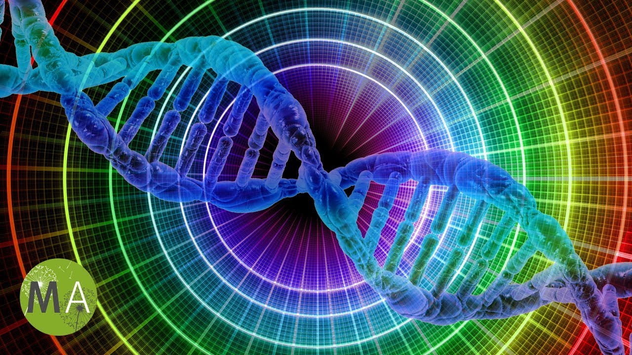 528Hz Miracle Tone DNA Repair, Healing Frequency, Solfeggio, 7.83Hz Earth's Pulse ☯1002