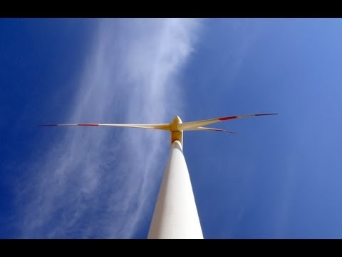 Vestas wind turbine, Lower Austria, Austria, Europe