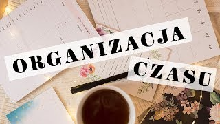ORGANIZACJA CZASU // madeline