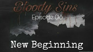 || Bloody Sins || New Beginning || BTS Jimin FF || Part 18 ||