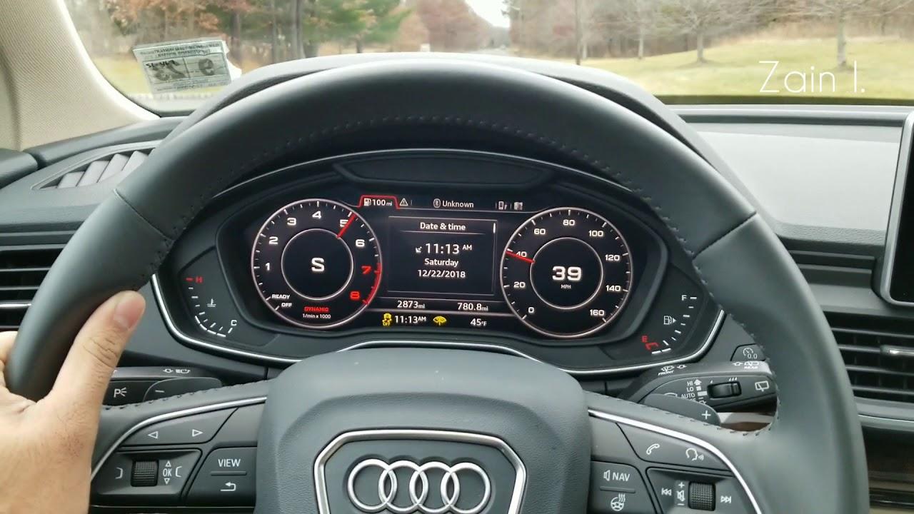 Audi Q5 0 60 >> 2018 Audi Q5 Quattro 0 60 Time Launch Control