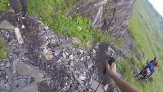 la petite trotte à léon - PTL 2013 —the long way around mont blanc