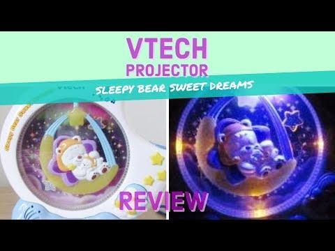 Vtech Sleepy Bear Sweet Dreams Projector Review