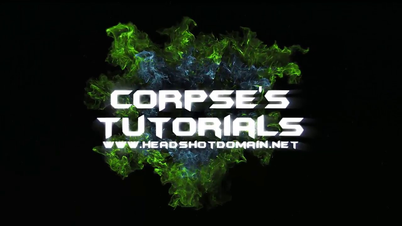 Rendering & adding a custom transition to OBS by coRpSE