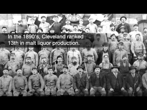 The history of brewing in Cleveland