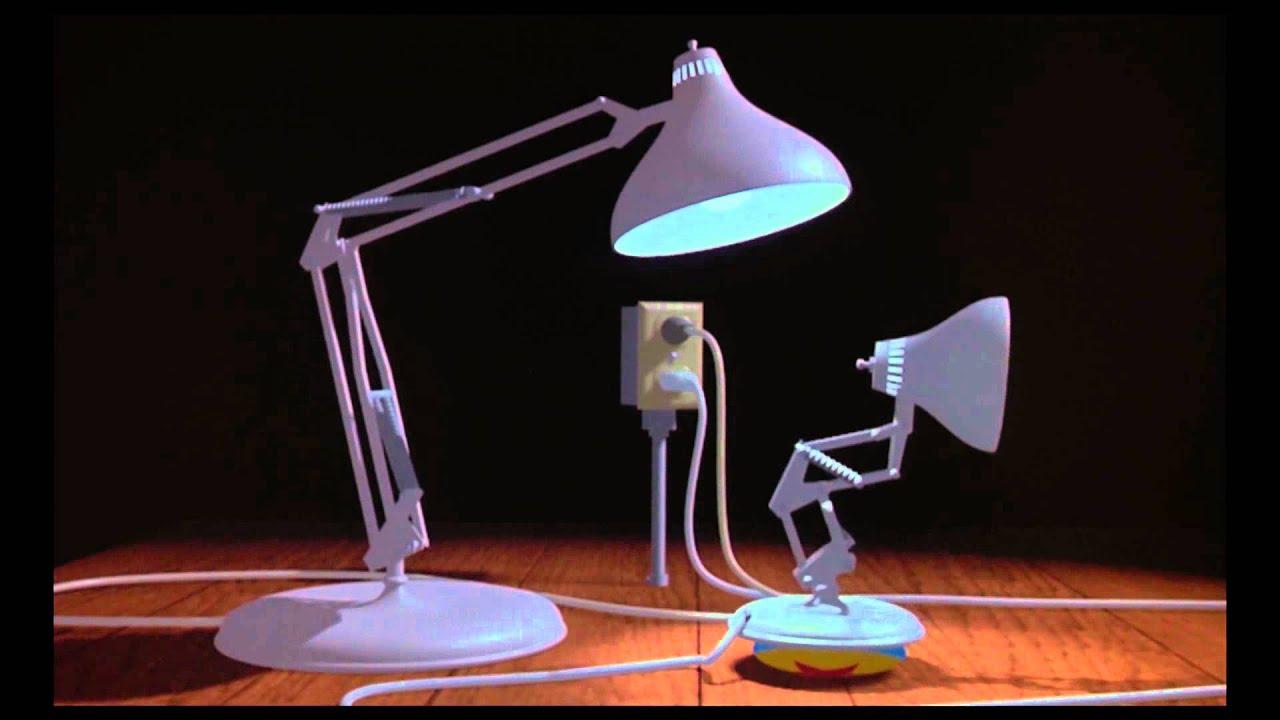 Pixar Luxo Jr.