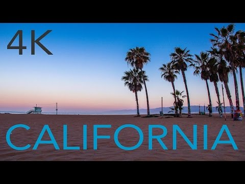 CALIFORNIA DREAMING - A West Coast Experience | FeiYu Tech G4s Gimbal for GoPro | 4K