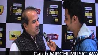 Suresh Wadkar || Chairman of the Jury || MMA Marathi
