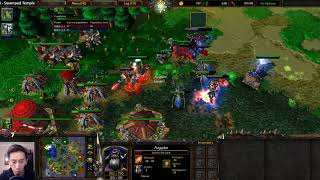 Fly (Orc) vs Infi (UD) - Highly Recommended - WarCraft 3 - WC2305