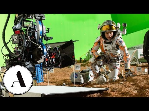 'The Martian' Visual Effects -­ Variety Artisans