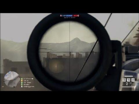 BATTLEFIELD1: Sniping Progress Clips