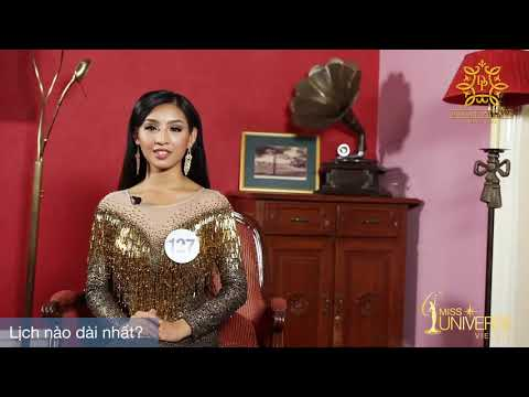 INTERVIEW | Lê Thanh Tú, SBD 127 | Top 45 Miss Universe Vietnam