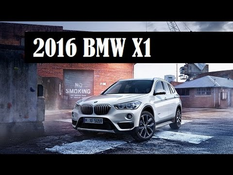 2016 bmw x1 goes on sale this fall as a 2016 model and with starting price of 35 795 youtube. Black Bedroom Furniture Sets. Home Design Ideas