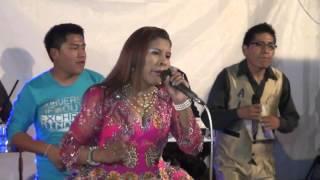 Luz Yeny de los Andes en Tacna 27 Agosto...