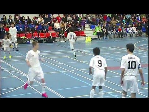AWG2016 Futsal ALN - NWT Juvenile Male 07-03-2016