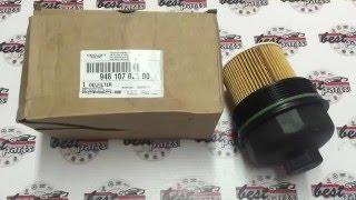 видео Масляный фильтр на Porsche 911 I (1), 964, 991, 993, (996, 997 - 3.0, 3.2, 3.3, 3.4, 3.6, 3.7, 3.8 л. – Магазин DOK