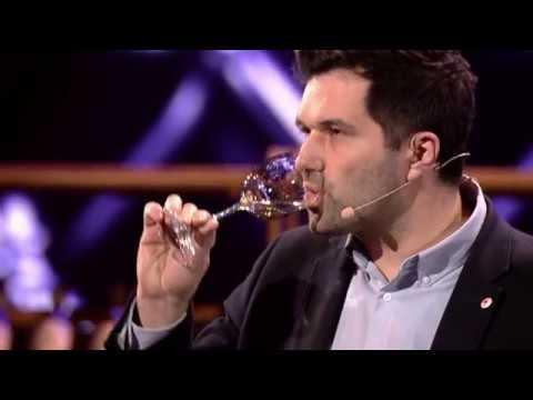Szymon Milonas - rozpozna każde wino - The Brain. Genialny Umysł