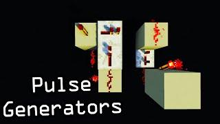 Silent Compact 1-Tick Pulse Generators - Rising and Falling Ed…
