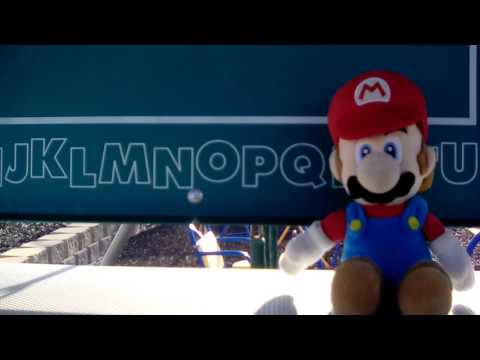 The plush show s.1 ep.15:Mario's alone time part one