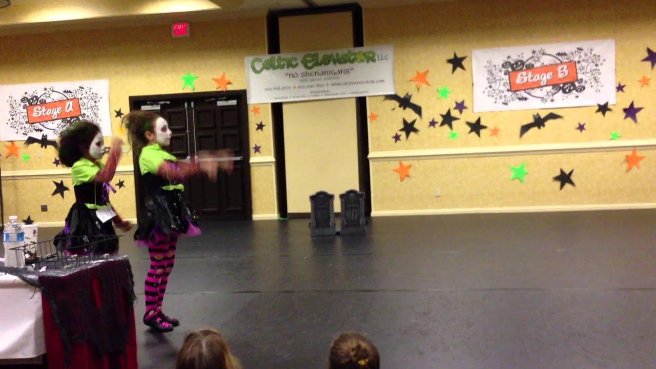 irish dance thriller phoenix halloween feis 2012 - Halloween Feis