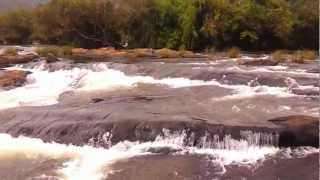 Ezhattumugham Tourist Spot Chalakudy River Shallow Water Rapids Latest Video In Kerala South India