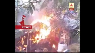 Prior to Bypoll at Uluberia, clash breaks between TMC and BJP there