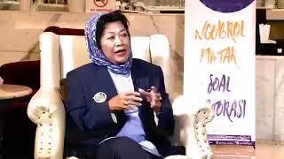 Ngopi Sore bersama Dewan Penasehat Fraksi NasDem DPR RI, Nining Indra Shaleh