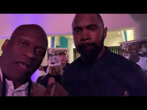 Charles Woodson Interview At Culinary Kickoff Super Bowl LIV Party: Wines, Oakland Las Vegas Raiders