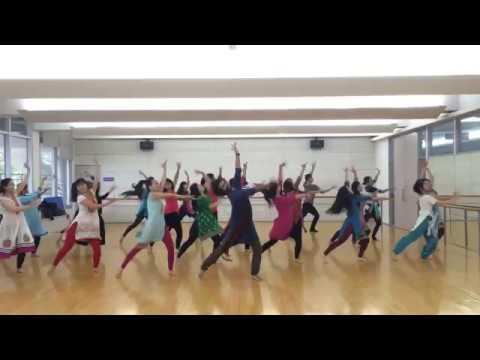 Chane Ke Khet Mein- Workshop in Taiwan- Devesh Mirchandani (Bollywood)