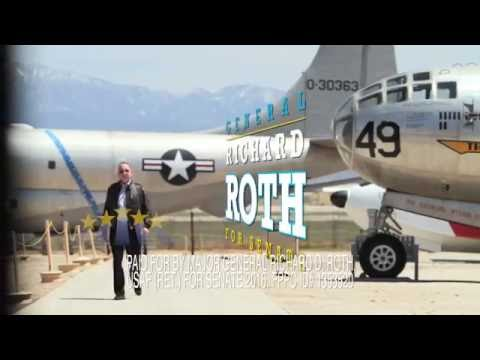 Roth for Senate - The Right Stuff