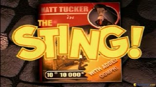 The Sting! gameplay (PC Game, 2001)