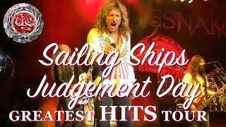 Sailing Ships / Judgement Day - Whitesnake live Fillmore Silver Spring Maryland 2016 David Coverdale