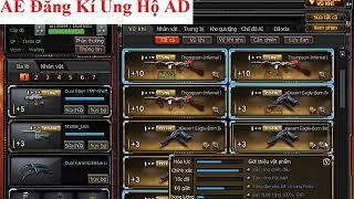 ▶ Share ACC CF 30 VIP   Chia sẻ 50 Nick CF Có Víp Miễn Phí   Quang Vinh CF
