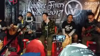 Download lagu FIVE MINUTES - AKU TERGODA