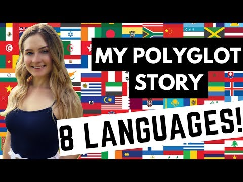 How I Learned 7+ Languages! 🌎 - My Polyglot Story