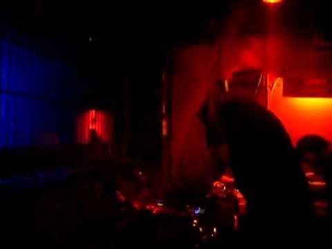 Dave Tarrida 17.03.2007 @ Club Prag, Stuttgart Part 1