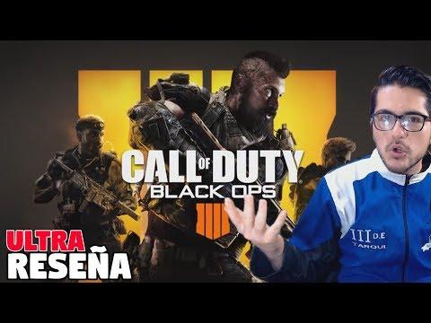 El MEJOR y el PEOR CoD de la Historia - Call of Duty: Black Ops 4   Ultra Reseña