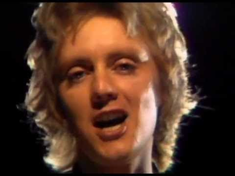 Roger Taylor - 'I Wanna Testify' TV Appearance, 1977