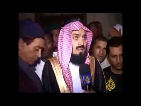 Mufti Menk 2005 Arabic Interview Al Jazeera TV Ahmed Deedat Funeral