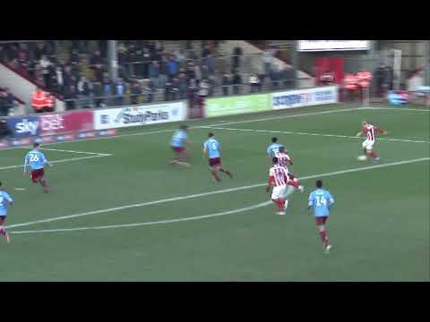 Scunthorpe Cheltenham Goals And Highlights