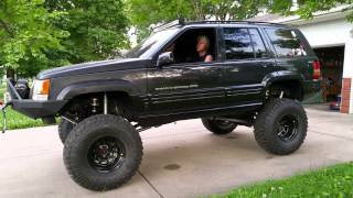Big 5.9 Jeep Grand Cherokee ZJ Niner, Almost Done!