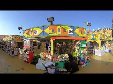 Дубаи360/Путевые Заметки – 360 видео – прогулка по базару Глобал Вилладж (Dubai Global Village), ч.1