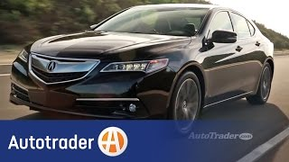 2015 Acura TLX | 5 Reasons to Buy | Autotrader