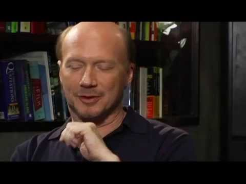 The Dialogue: Paul Haggis Interview Part 1