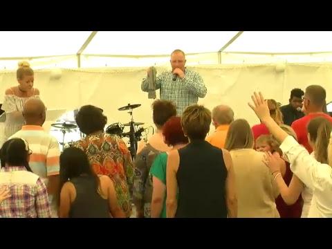 Glory Tent 2017- Jason Tanksley