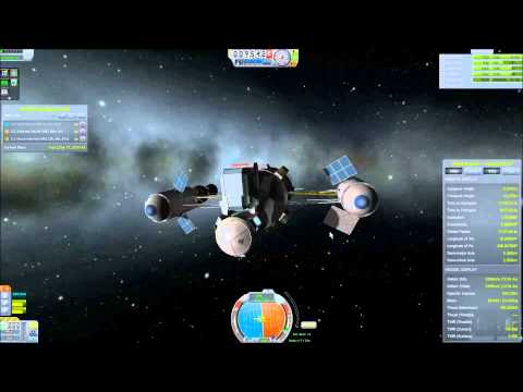 KSP Interstellar Space Program Episode 6, intro to Refineries