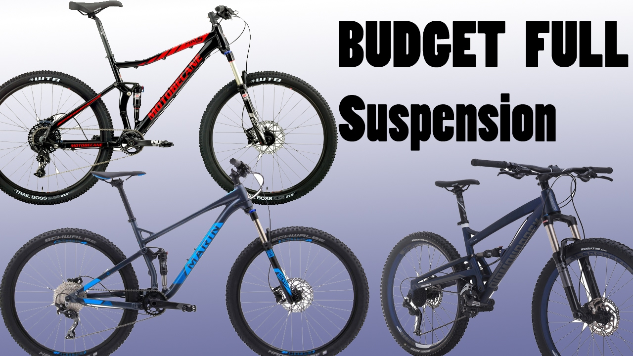 Best Cheap Full Suspension Mountain Bike Youtube