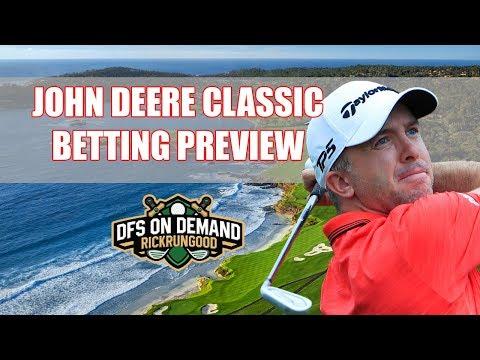 John Deere Classic Betting Preview | Picks & Longshots - 2019