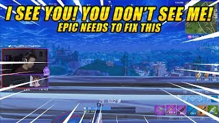 EPIC GAMES NEEDS TO FIX THIS GLITCH FAST! - Fortnite Battle Royale Funny & Epic moments #267
