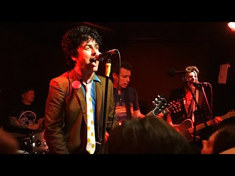 The Coverups (Green Day) - Sheena Is a Punk Rocker (Ramones cover) – Live in San Francisco